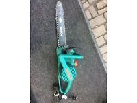 Bosch ake 40 chain saw