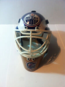 NHL Edmonton Oilers Masque Gardiens De Collection Hockey