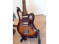 Fender Jaguar Crafted In Japan