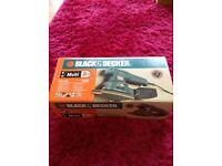 Black & Decker Multi 2 in 1 Sander
