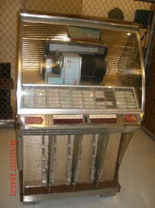 JUKEBOX JUKE BOX SEEBURG 1954 R X3