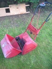 Lawnmower Suffolk punch