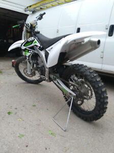 KX450F FUEL INJECTION