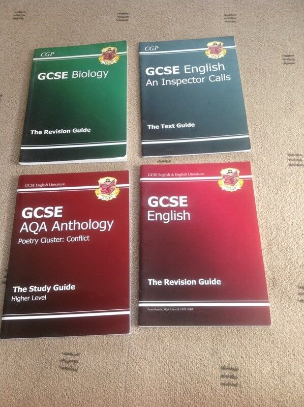 Various Revision Books