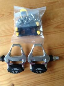 Brand new Shimano Ultegra SPD pedals.