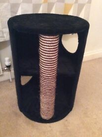 Cat tower/scratching post for sale