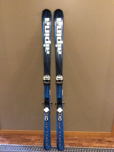 Alpina Downhill Skis