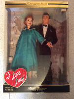 Lucy and Desi Barbie 50th Anniversary Set