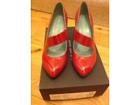 Kurt Geiger Ladies Red Shoes