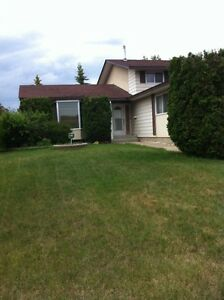 4 Bedroom Split Level Home with Attached Double Garage $1995!