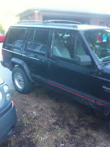1996 Jeep Cherokee XJ Sport Cambridge Kitchener Area image 4