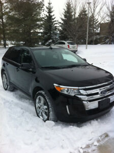 2013 Ford Edge Limited , Panoramic full sunroof, Touring pkg