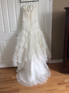 Alfred Sung Wedding Dress