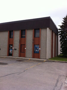 NORTHWEST  End Unit Industrial Bay  FOR LEASE TO OWN!!