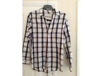 Men's shirts medium John rocha craghoppers St George by duffer etc