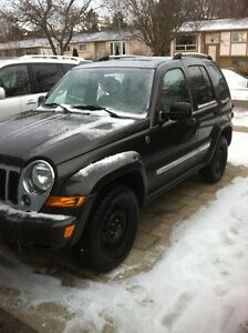 2006 Jeep Liberty Limited Trail Rated SUV, Crossover