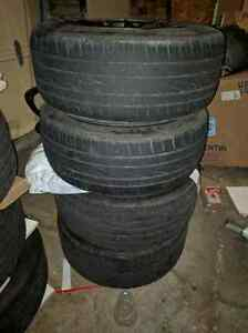 XXR 530 - 18 x 8.5 et. 20 - 70%tread - 225/40r18  Cambridge Kitchener Area image 2
