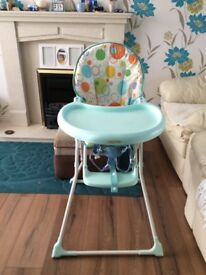Baby seat / highchair