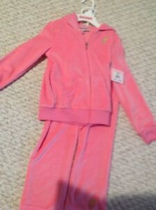 Juicy Couture Brand new outfit size 5/6