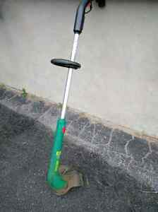 Weed eater trimmer électrique