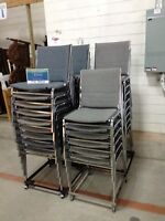 Office/board room chairs #HFHRestore