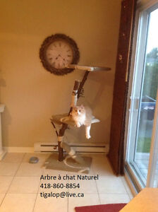 Arbre à chat faire sur mesure