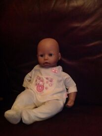 Baby Annabell, huge bundle inc. doll, wardrobe, loads of clothes, crib, toys, car seat