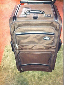 Samsonite Large EZ cart Suiter luggage Kitchener / Waterloo Kitchener Area image 1