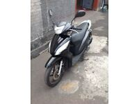 BLACK HONDA VISION 2013 110CC NSC110 - 1 YEAR MOT - not lead wave pcx sh