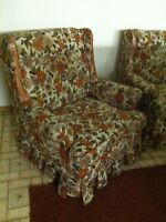 Matching Floral chair