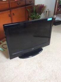 "ALBA 26"" HD READY DIGITAL REMOTE CONTROL LCD TV"