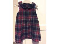1 1/2- 2 years Tartan Dress £5