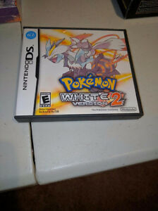 Pokemon Pearl and White Version 2 - Complete