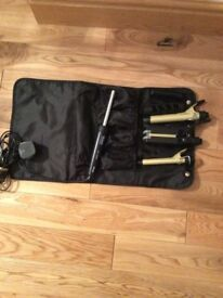 Tresemme philips hair curling set