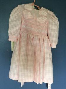 Beautiful girls pink party dress. Brand new