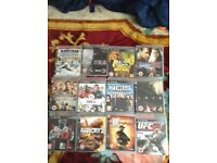 Good condition PS3 with 48 to 50 games