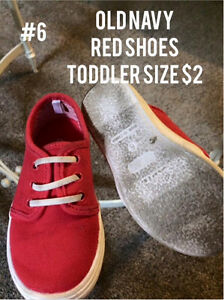 Baby/toddler shoes and hats Strathcona County Edmonton Area image 6