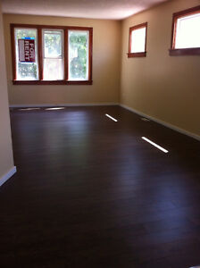 Nicely renovated 2 bedroom home.