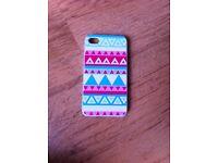 Aztec print I phone 4/4s case