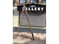 Vintage Step Ladders 10ft high