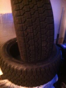 2 NEW BRIDGESTONE BLIZZAK WINTER TIRES 225/50/16