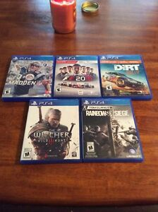 PS4 games for sale or trade Cornwall Ontario image 1