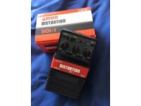Arion Distortion Pedal SD1-1