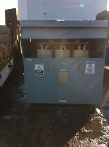 1000KVA Transformer 480volt, 600volt price is $7500