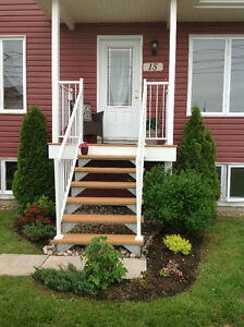 semi-meublé à louer !!!!! West Island Greater Montréal image 2