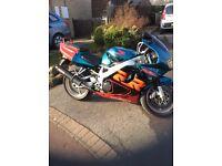 Honda fireblade 900 £1600