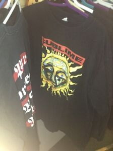 Metal T-shirts (assorted)