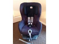 Britax car seat with isofix