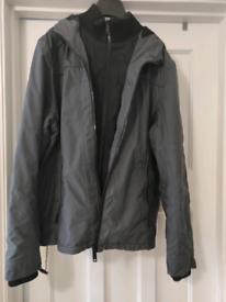 Men's coat -size M