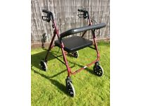 Mobility walker EXTRA LARGE HEAVY DUTY (can deliver)